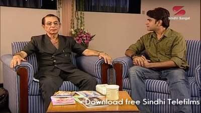 Arjan Advani interviewed By Jeetu Vazirani
