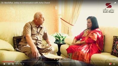 Dr. Murlidhar Jetley in conversation with Asha Chand