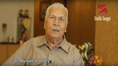 Dr Murlidhar Jetley Talks with Asha Chand on Partition.mp4