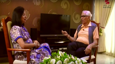 Kailash Advani interviewed by Asha Chand