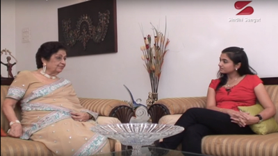 Kamla Jhangiani Interview By Moomal Punjabi