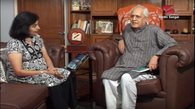 Lachhman Bhatia Komal Interview by Asha Chand