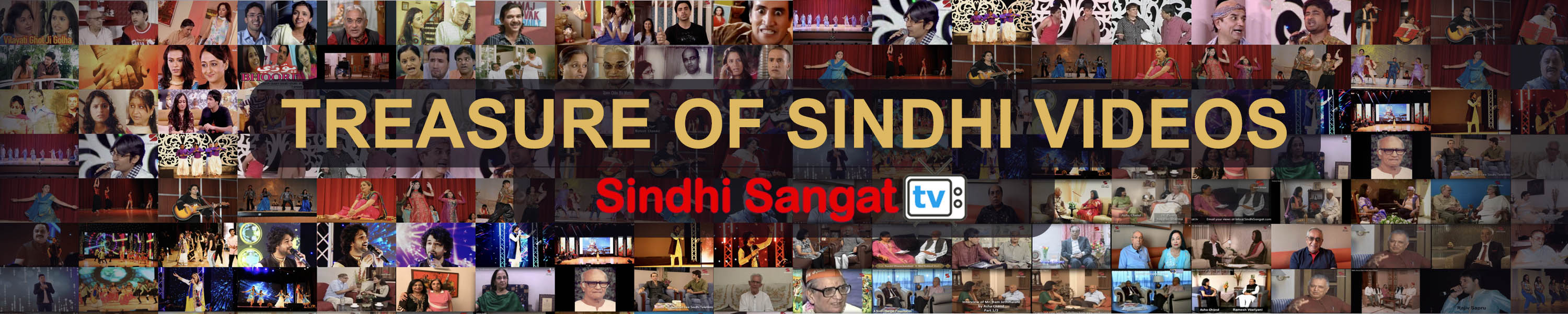 Treasure of Sindhi Videos
